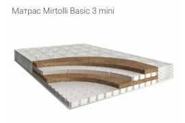 Матрас Mirtolli Basic 3 mini
